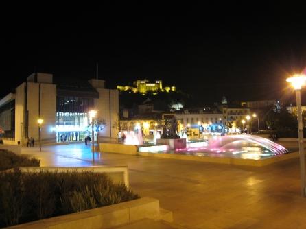 Fonte Luminosa, Leiria
