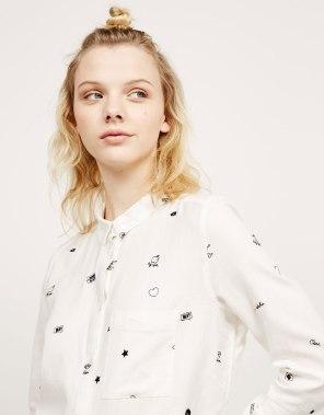 Camisa Bershka 19,99€
