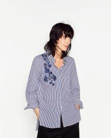 Camisa Zara Woman 29,95€