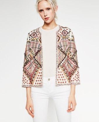 Casaco Zara 79,95€